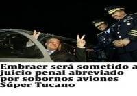 Revive el caso Tucanos pa'embobar al pueblo llano (Décima)