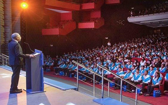 BanReservas reconoce a 656 estudiantes meritorios hijos de empleados