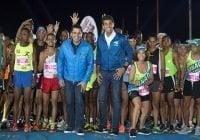 Alcalde David Collado apoyó Primer Maratón Santo Domingo