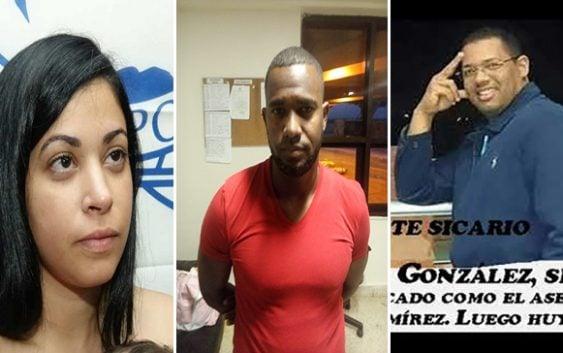 Extraditan a la RD venezolana acusada de asesinar holandeses; Y Argenis pa'cuando