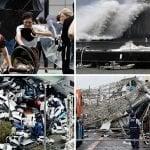 Japón: Tifón Jebi deja 11 muertos, 400 heridos y fuertes terremotos de 6.7 y 5.3 grados; Vídeo