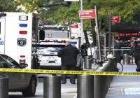 Desalojan estudio de televisión en Nueva York por amenaza de bomba