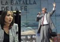 Carta del pastor Ezequiel Molina a Faride Raful