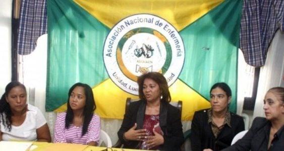 Asociación Nacional de Enfermería lamenta bajo presupuesto para el sector salud