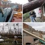 Huracán Michael a tormenta tropical; Destrucción, muertos y 360 mil viviendas sin energía en La Florida