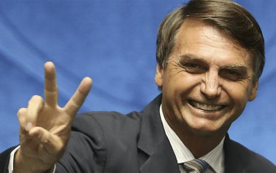 Ninguna sorpresa: Jair Bolsonaro, exmilitar y actual diputado es el nuevo presidente de Brasil