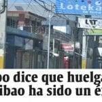 Huelga regional en el Cibao (Décima)