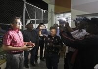 Carlos Peña propone consulta popular para construcción de muro fronterizo