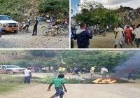 En presencia de dos guardias caterva de haitianos asalta y atraca médicos en Restauración
