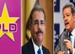 El PLD, danilo y Leonel