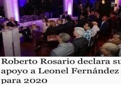 Es un error que Leonel, siendo un político fino (Décima)