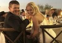 Pareja de recién casados pierde la vida en accidente aéreo apenas dos horas después de la ceremonia