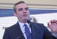 Luis Abinader lamenta que el 70 % de los jóvenes quieran irse del país