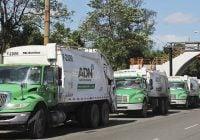 David Collado aumentó limpieza del Distrito Nacional por época Navideña