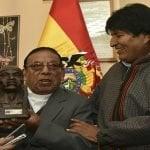 Caudillo Evo Morales con miedo dejar poder; Cardenal: No estoy de acuerdo con que uno nomás gobierne