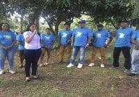 Realizan actividad Pro-conformación de la Cooperativa Santa Lucía de Camba