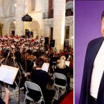 Danny Rivera y el Coro de la Catedral en el Concierto de Navidad este martes 25
