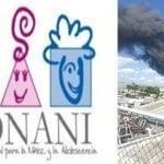 Atención padres: Tras explosión en Polyplas Dominicana, niños de estancia fueron llevados a Conani