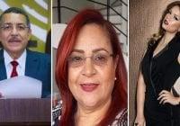 Sepultan restos de Tomasa Lantigua, esposa del periodista Felix Reyna
