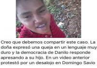 Una pobre ama de casa que se quilló con Danilo (Décima); Vídeo