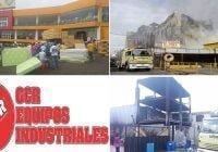 Aún no determinan causas de los incendios del Grupo Céspedes Reyna y L&R Comercial