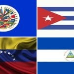 Almagro afirma Cuba exporta técnica de terror y tortura hacia Nicaragua y Venezuela