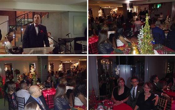 Realizan cena a beneficio del programa «Apadrinando un sueño» de la Fundación Pico Duarte: Vídeos