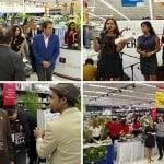 Inició la más grande Feria de Vinos del país, la XVIII edición de Carrefour 2018; Vídeo