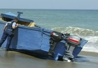 En apenas 48 horas interceptan siete viajes ilegales hacia Puerto Rico; Arrestan decenas