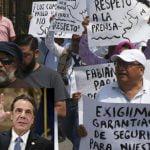 Andrew Cuomo, Gobernador de Nueva York propone que agresión a un periodista sea delito grave