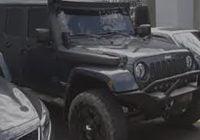 PN encuentra en SFM vehículo usado por los asesinos de 4 personas en Guerra