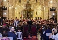 Cientos de personas disfrutaron del Concierto de Navidad en la Catedral