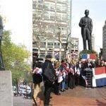 Dominicanos de Alto Manhattan reclaman estatua de Duarte, sea sacada de Barrio Chino y erigida en Alto Manhattan