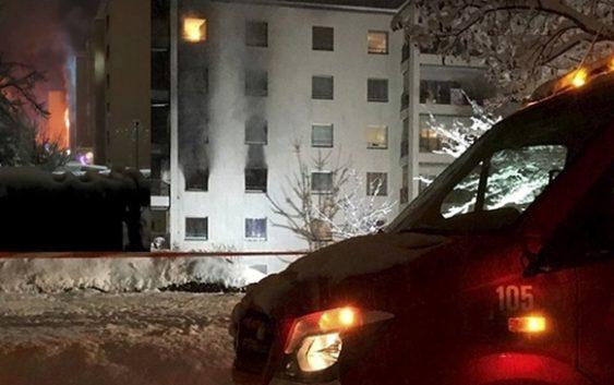 Dominicano suicida asesina hijos de 3 y 8 años incendiando vivienda en Coira, Suiza