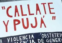 Tipificación de violencia obstétrica como delito; Vídeo