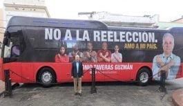 Empresario Antonio Taveras Guzmán inicia campaña antireeleccionista