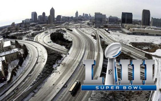 Tormenta de nieve en USA: Delta Air Lines canceló 170 vuelos en Atlanta; Podría afectar el Super Bowl