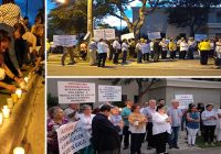 """Junta de Vecinos Bella Vista declara a Acnur """"No Grata"""" para el sector"""