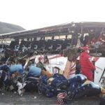 Trágico accidente deja 24 muertos y 11 heridos en Bolivia