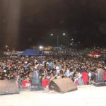 Efusivo recibimiento a aspiraciones presidenciales de Carlos Peña en La Vega