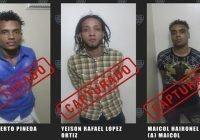 PN apresa tres de cuatro asaltaron estudiantes mientras transmitían en vivo para redes