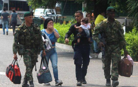 156 militares de la dictadura de Venezuela desertan hacia Colombia, ya suman 567