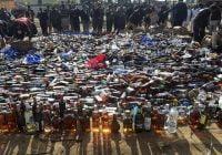Se elevan a 104 los muertos por ingerir alcohol adulterado; Más de 300 apresados