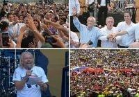 """Presidente de Venezuela, Juan Guaidó, sorprende en concierto """"Venezuela Aid Live""""; Vídeo"""