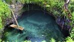 Recuperan cadáver de uno de los buzos italianos de la laguna Dudú en Cabrera