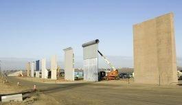 Presidente Donald Trump inició construcción del muro fronterizo por Valle del Río Grande, Texas