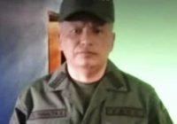 Se suicida coronel de la Guardia Nacional Bolivariana (GNB) Robert Peralta Echenique