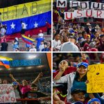 "Venezolanos volvieron a corear hoy en la Serie del Caribe ""Guaidó, Guaidó, Guaidó"""