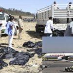 Accidente Boeing 737 en Etiopía deja 157 muertos de 33 países; sospechan falla de origen