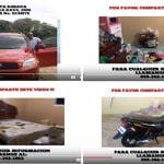Amordasan familia al llegar a su casa y cargan con 1 millón 400 mil; La Policía nada; Vídeo